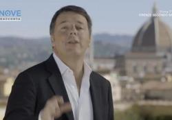 L'ex premier e il documentario sul Canale Nove