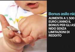 Pace fiscale per Isee sotto i 20 mila euro. La nuova maternità: si potrà lavorare fino al nono mese. E per i papà cinque giorni a casa