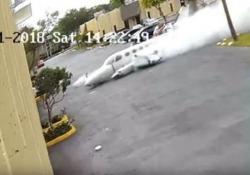 Cessna contro un centro per bambini autistici in Florida