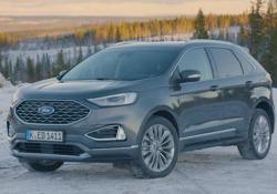 Ford Edge 2019: la provasulla neve della Svezia A due anni dallo sbarco in Europa, il suv medio della famiglia americana viene riproposto con qualche aggiornamento estetico e meccanico. Un nuovo motore turbodiesel Euro 6.2. E l'assistenza alla guida - Corriere Tv