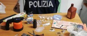 Droga a Palermo, scoperto un laboratorio di crack a Brancaccio: un arresto