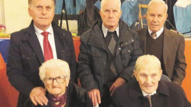 anziano compie 100 anni a Siracusa, Francesco Caristia, Siracusa, Società