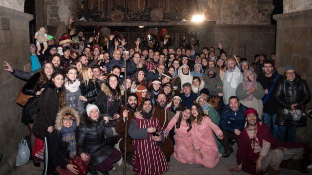 gangi visitatori, presepe vivente gangi, Palermo, Cultura