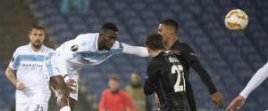 Europa League, la Lazio perde ancora: con l'Eintracht finisce 2-1