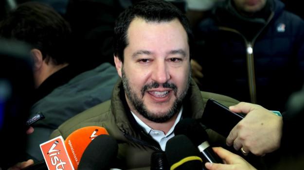 ires, manovra, quota 100, Salvini reddito cittadinanza, Sea Watch, Matteo Salvini, Sicilia, Politica