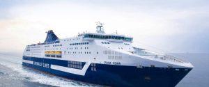 Avaria per una nave Grimaldi diretta in Spagna, odissea per 390 persone
