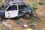 Perde il controllo e si ribalta con l'auto, muore sul colpo un agricoltore a Trapani