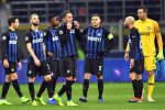 Champions amara, eliminate Inter e Napoli: disputeranno l'Europa League