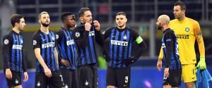 Champions amara, eliminate Inter e Napoli: disputeranno l'Europa League