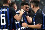 Lautaro Martinez colpisce al '90: l'Inter batte il Napoli, tensioni nel finale