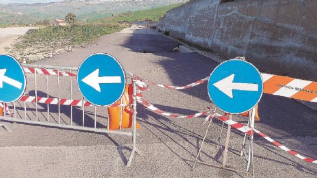chiusura strade provinciali ennese, Enna, Cronaca