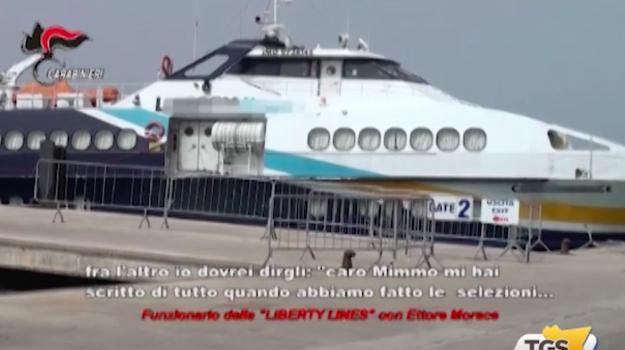 Liberty Lines, blitz della guardia di finanza a Trapani