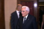 Palermo, il presidente Mattarella al Teatro Massimo per la Boheme: il video