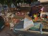 Scontro tra il presidente di circoscrizione e un vigile sui mercatari a Ballarò: polemica a Palermo