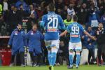 Serie A, Milik mantiene in corsa il Napoli: tre punti anche per Sassuolo, Fiorentina e Sampdoria