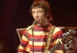 Il leader della punk rock band britannica aveva 63 anni