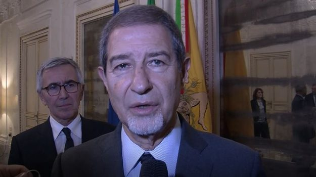 diga pietrarossa, enna, lavori diga Pietrarossa, Nello Musumeci, Enna, Economia