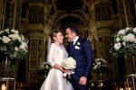 Natale Giunta ha detto sì, lo chef palermitano sposa a Palermo la sua Valeria: le foto