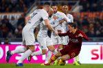 Roma-Inter: all'Olimpico pari e tante polemiche