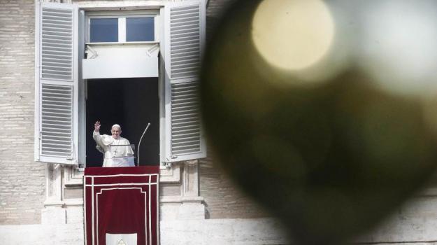 angelus, Papa Francesco, Sicilia, Cronaca