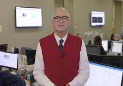 II vicedirettore del Corriere della Sera., Daniele Manca, analizza i dati negativi sul pil