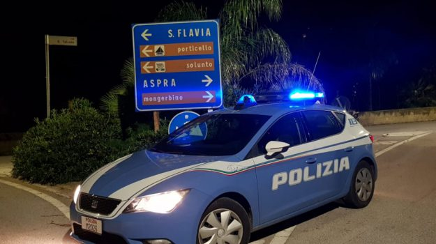 arresto droga santa flavia, Palermo, Cronaca