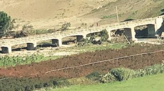 Chiusura Ponte Platani Cammarata, Agrigento, Cronaca