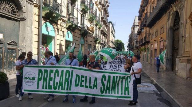 Asp palermo precari, Palermo, Economia