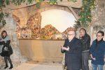 Alcamo, inaugurato il presepe animato presso la chiesa dell'Annunziata