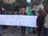 Precari dell'Asp in protesta a Palermo, traffico in tilt lungo via Libertà
