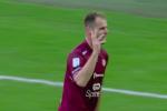 """Il pari del Livorno con Raicevic, Palermo raggiunto al """"Barbera"""": 1-1 - La diretta"""