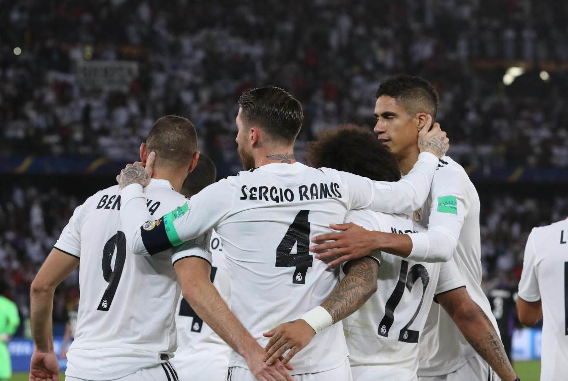Il Real Madrid è Campione del Mondo: 4-1 all'Al-Ain in finale