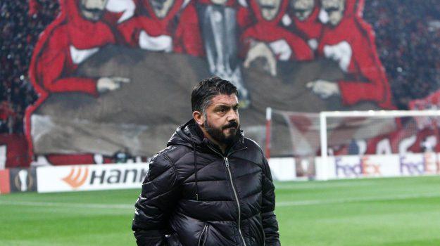 Milan, SERIE A, Leonardo, Rino Gattuso, Sicilia, Calcio