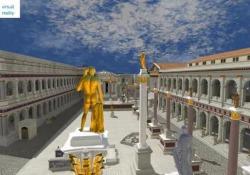 Il progetto di un gruppo di accademici permette di viaggiare tra gli edifici storici della città