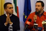 """Terremoto sull'Etna, i vicepremier Salvini e Di Maio a Catania: """"Stop ai mutui per chi ha avuto difficoltà"""""""