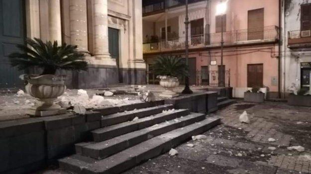 Risultati immagini per Etna, terremoto di magnitudo 4.8 a nord di Catania