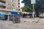 Palermo, nuovo sgombero nei locali dove fu aggredita Stefania Petyx: le foto da via Savagnone