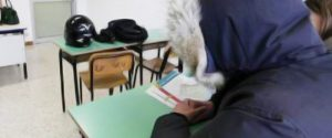 Scuole al freddo a Palermo, cresce la protesta di studenti e genitori