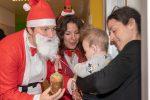 La Seap Pallavolo Aragona visita i piccoli pazienti dell'ospedale di Agrigento