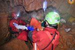 Speleologa intrappolata nelle Madonie, le immagini dei soccorsi nella grotta