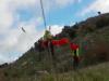 Speleologa di Brolo salvata in una grotta nelle Madonie, le spettacolari fasi finali dei soccorsi