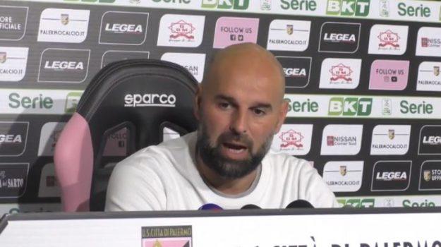 Calcio, venezia palermo, Roberto Stellone, Palermo, Calcio