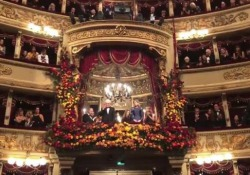 L'accoglienza per il Capo dello Stato a Milano