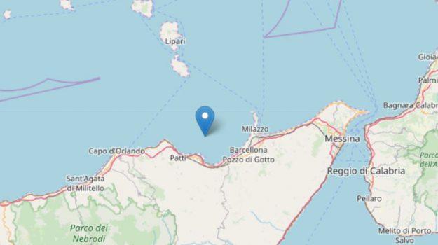 terremoto messina, Messina, Cronaca