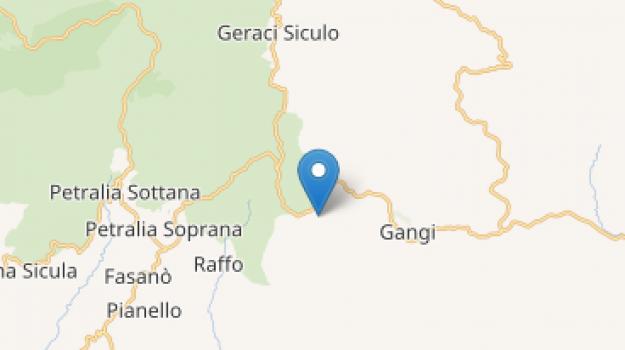 terremoto gangi, terremoto madonie, Palermo, Cronaca