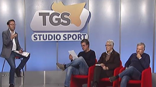 Tgs Studio Sport dell'1 dicembre