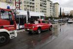 Palermo, allagamenti allo Sperone: si ferma anche il tram