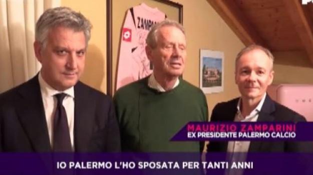 """Palermo Calcio, Zamparini: """"Mi sento come un vedovo"""""""