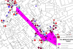 Palermo, traffico limitato nei mercati storici: Ztl a Ballarò e alla Vucciria