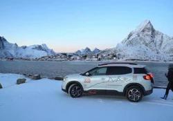 Da Milano a Capo Nord con la nuova Citroën C5 Aircross  - Corriere Tv